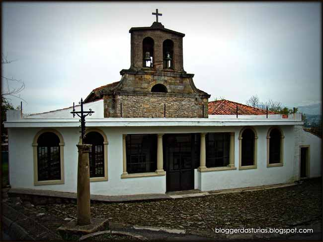 Iglesia de San Andrés en Gijón