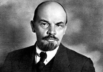 Lenin y la revolución rusa