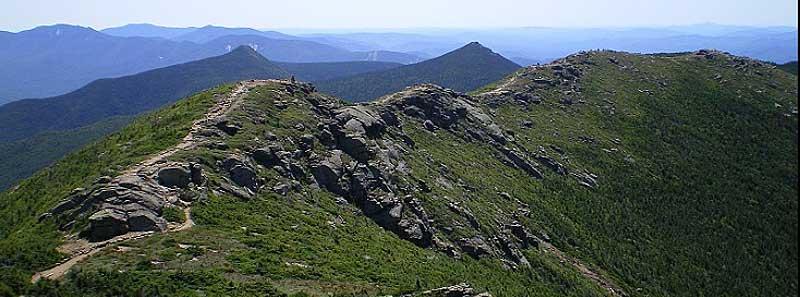 Cuerda sendero apalaches New Hampshire