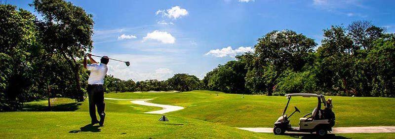 Campo de golf Hard Rock Riviera Maya