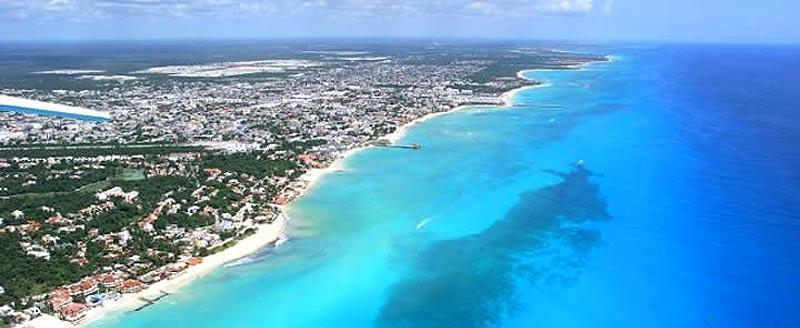 Litoral Playa del Carmen