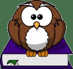 Βιβλίοφιλη κουκουβάγια