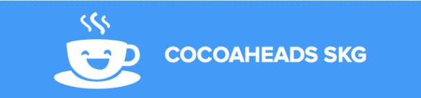 Λογότυπο cocoaheads SKG