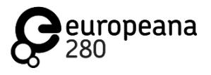 Λογότυπος Europeana 280