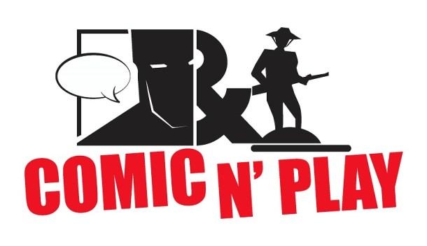 15ή έκθεση Comic 'n' Play