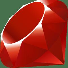 Λογότυπος Ruby