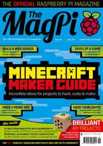 The MagPi, τεύχος 58 (Ιούνιος 2017)