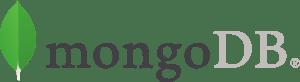 Λογότυπος mongoDB
