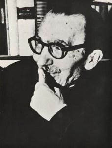 Πορτραίτο Νίκου Καζαντζάκη (Μουσείο Ν. Καζαντζάκη)