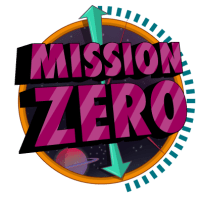 Έμβλημα αποστολής Mission Zero