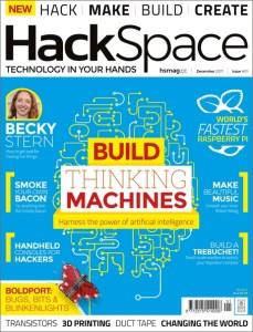 HackSpace, τεύχος 1