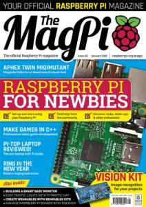 MagPi 65 - Τεύχος Ιανουαρίου 2018