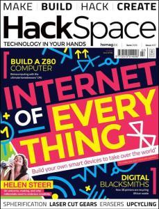 HackSpace, τεύχος 7ο