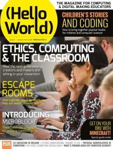 Hello World, issue 6