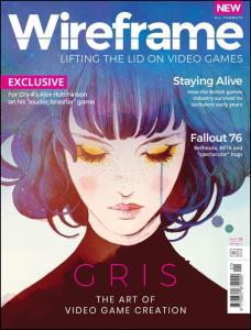 Wireframe, cover 1