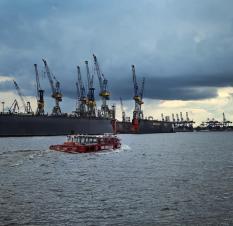 Hamburg Hafen 2014