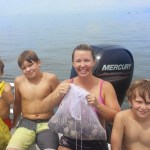 Homosassa scalloping charters