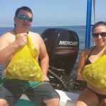 Homosassa Scalloping at it's finest.