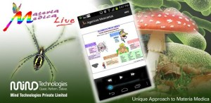Homeopathic Materia Medica Mobile Application