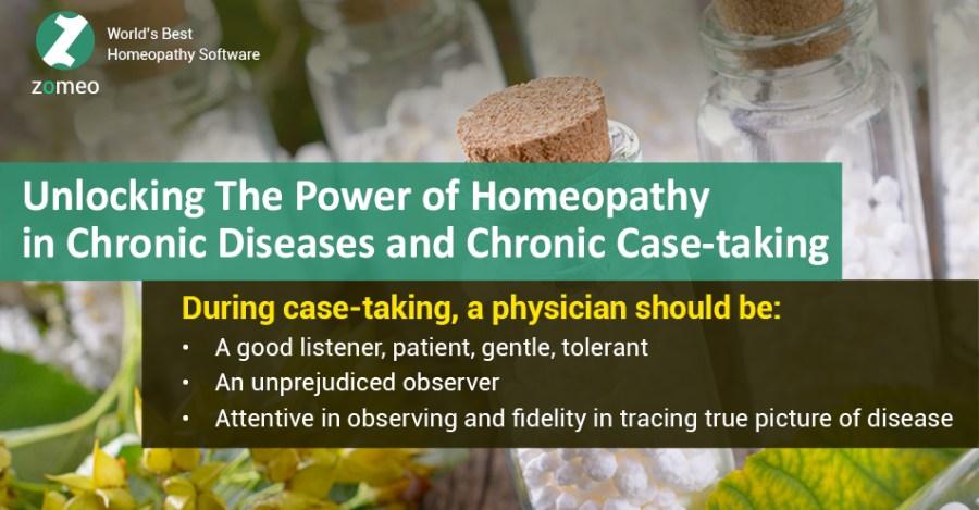 Chronic Case-taking