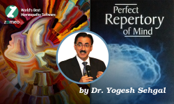 Perfect Repertory of Mind Dr.-Yogesh Sehgal