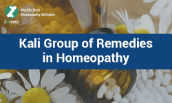 Kali Groupof Remedies in Homeopathy
