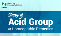 Acid-Group of Homeopathic Remedies