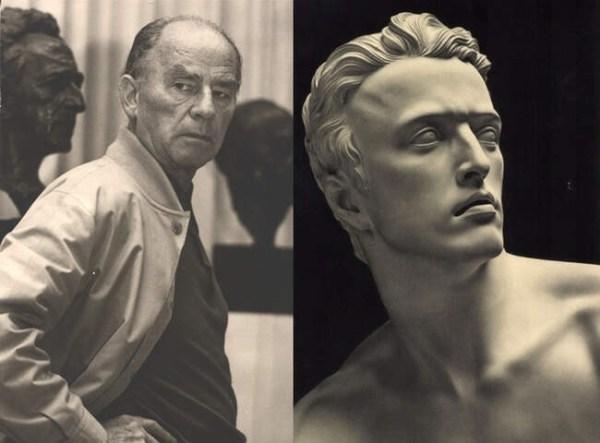 Арно Брекер: как любимый скульптор Гитлера, спас жизнь ...