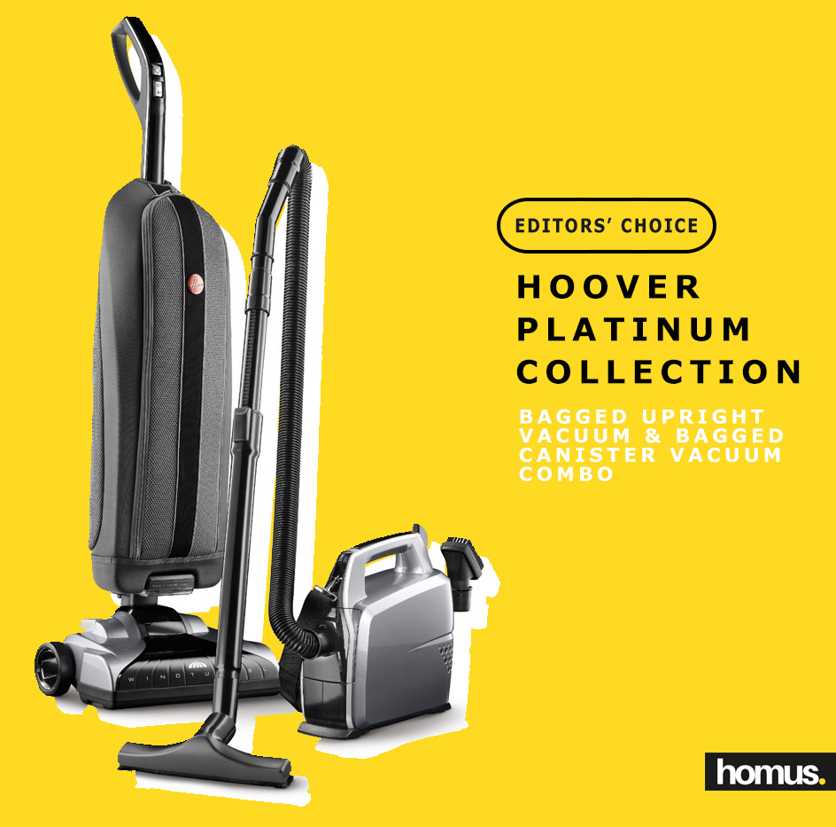 Hoover Platinum Collection Bagged UH3001COM2
