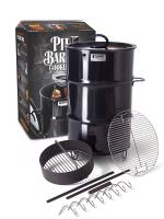 18-12 in. Classic Pit Barrel Cooker Package