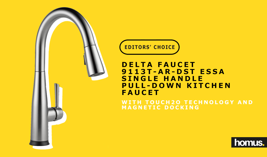 Stylish Kitchen Faucets - Make Your Kitchen Fancier in 2019