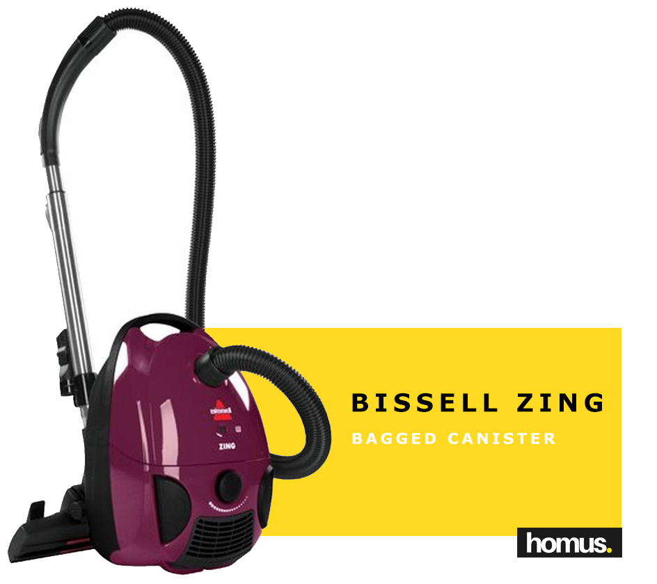 Top 10 Best Bagged Vacuum Cleaners 2019 Updated