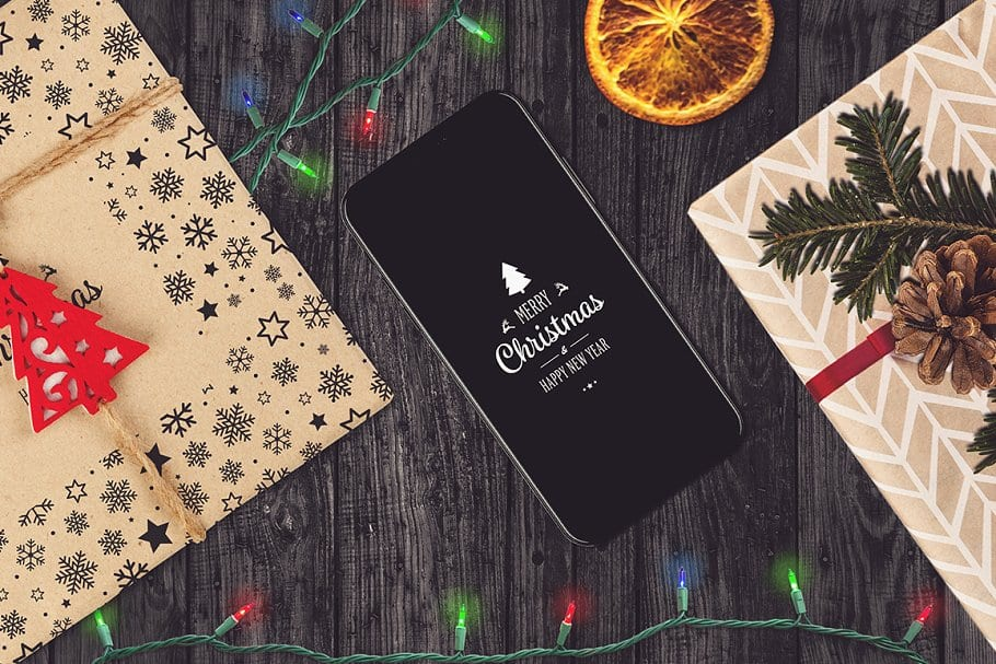Top 9 Best Christmas Wallpapers For Your Iphone X Homy