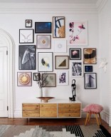 Awesome Gallery Wall Design Ideas 01
