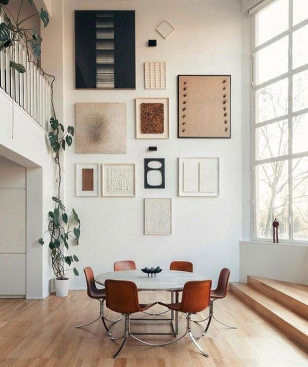 Awesome Gallery Wall Design Ideas 08