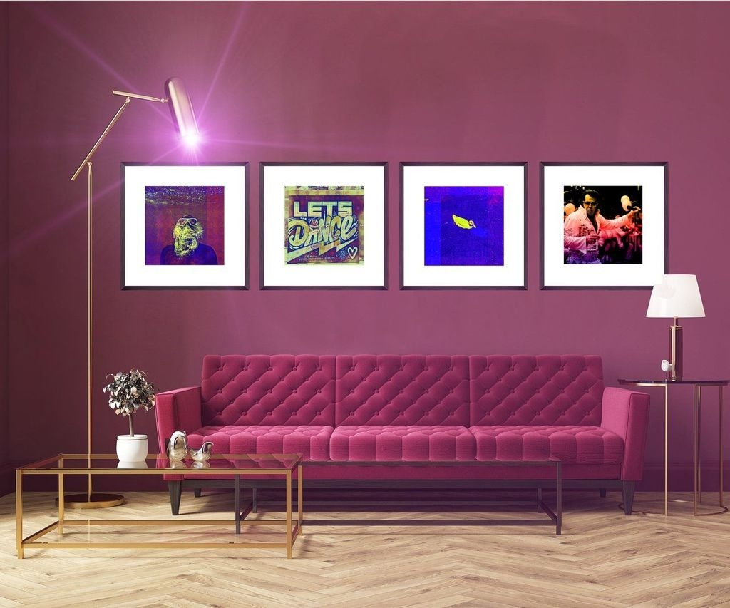 Awesome Gallery Wall Design Ideas 15