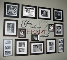 Awesome Gallery Wall Design Ideas 16