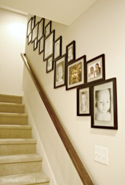 Awesome Gallery Wall Design Ideas 25