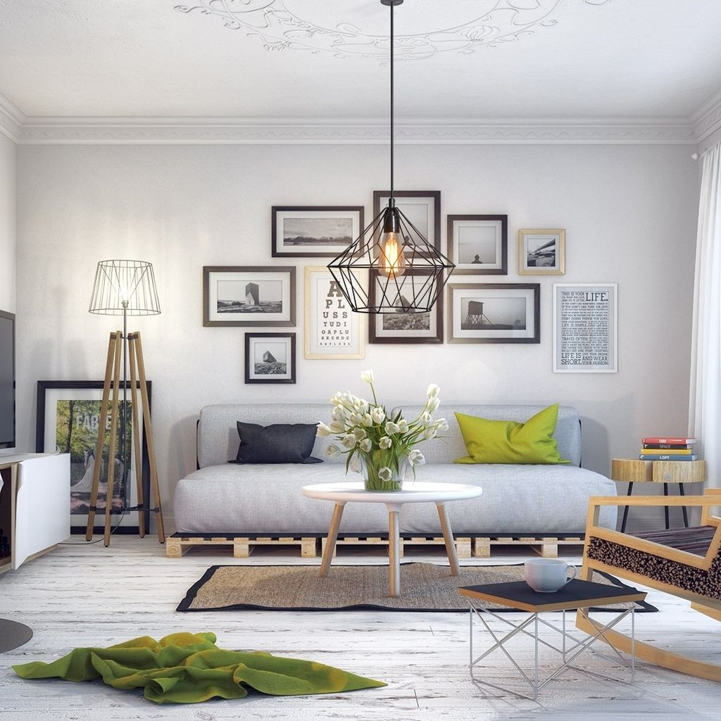 Awesome Gallery Wall Design Ideas 33