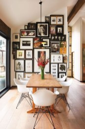 Awesome Gallery Wall Design Ideas 36