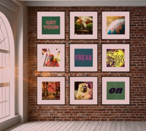 Awesome Gallery Wall Design Ideas 37