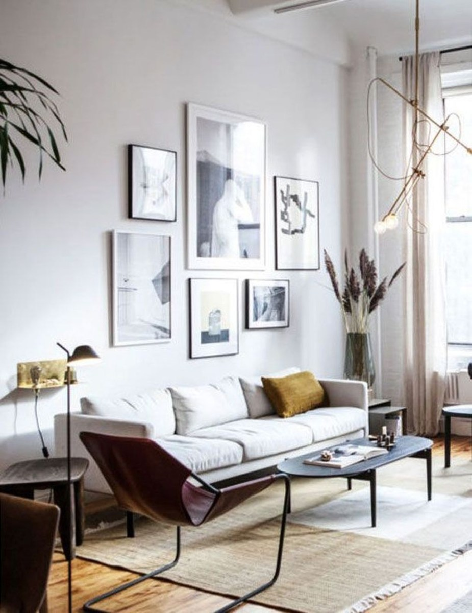 Awesome Gallery Wall Design Ideas 39