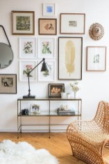 Awesome Gallery Wall Design Ideas 45