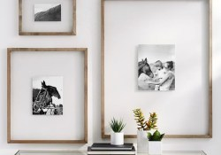 Awesome Gallery Wall Design Ideas 46