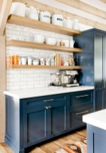 Inspiring Blue And White Kitchen Color Ideas 41