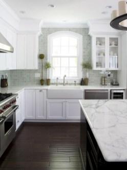 Stunning White Kitchen Design Ideas 28