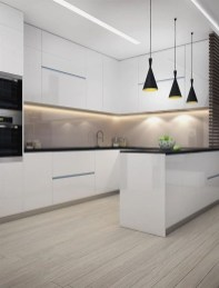 Stunning White Kitchen Design Ideas 33