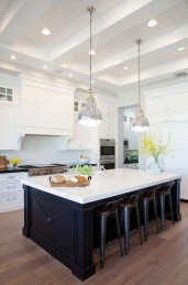 Stunning White Kitchen Design Ideas 34