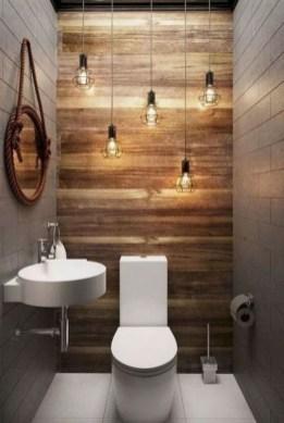Affordable Farmhouse Bathroom Design Ideas 08