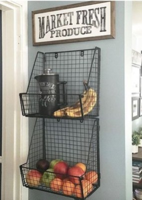 Awesome Kitchen Organization Ideas 23